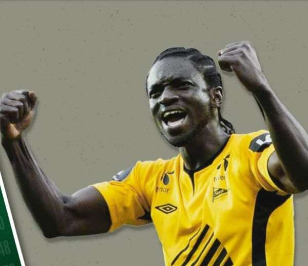 Ernest Asante Marks Omonia Nicosia Debut With Impressive Performance Against Legia Warszawa