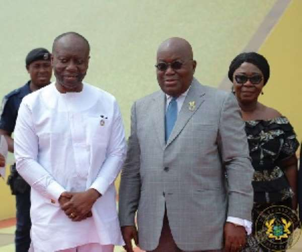 ASEPA Drags Akufo-Addo, Ofori-Atta To CHRAJ Over Alleged $300,000 A Year PR Deal With KRL