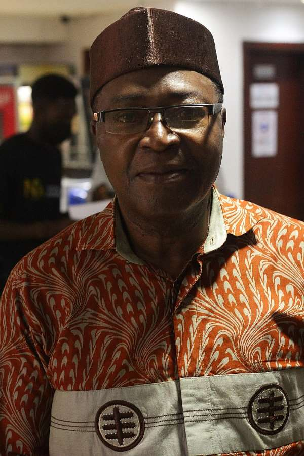 My father was against my acting career initially - Veteran actor David Dontoh speaks
