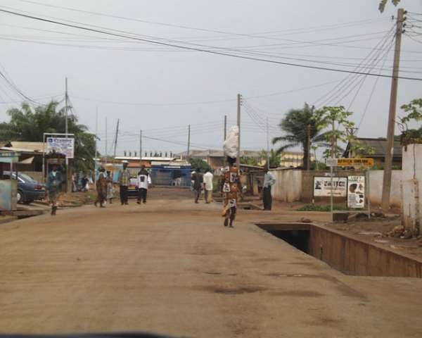 Rehabilitation of Koforidua roads to end in July