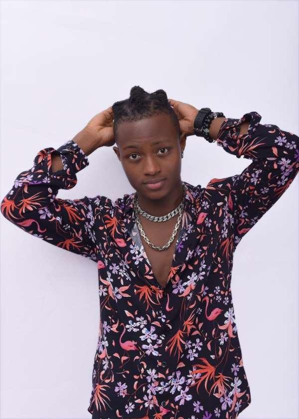 Meet Ambitious Afrobeat Talent 'Cool Boii'
