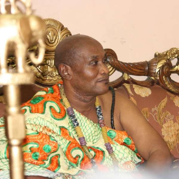 Boni King Tackie Adama Latse II