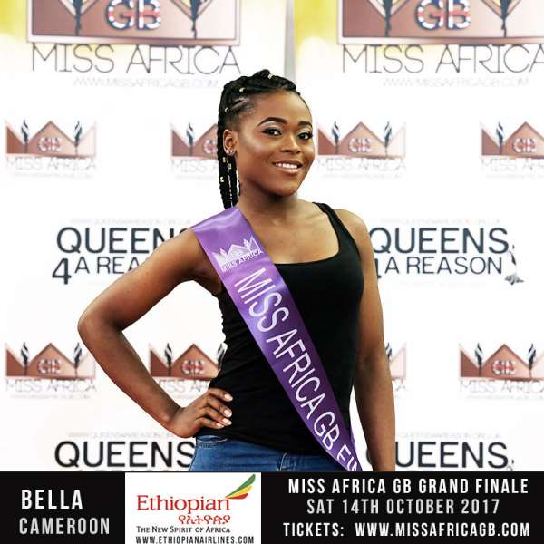 Meet The Finalists For Miss Africa Great Britain 2017