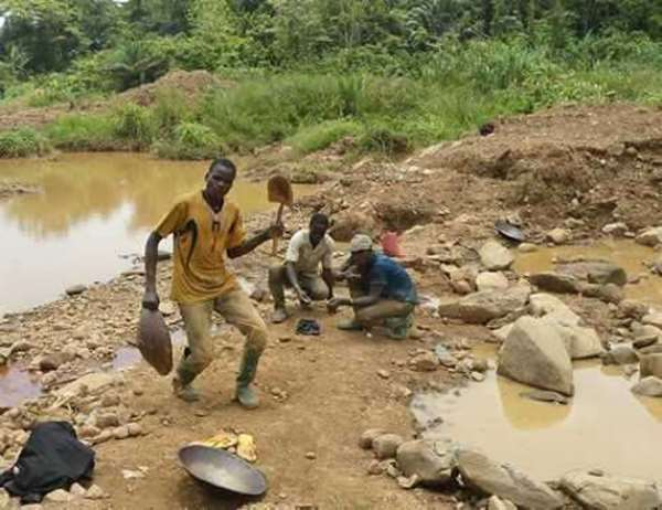 The Hard Questions The Government Must Answer Regarding Galamsey