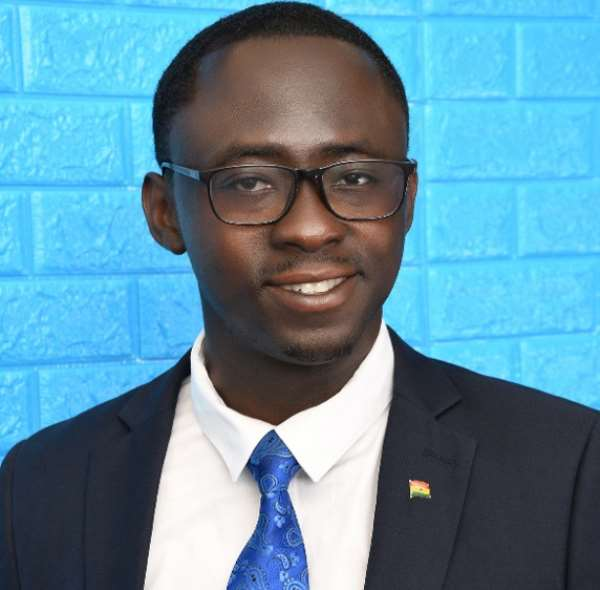 Emmanuel Owusu Executive Director, Movement for Responsible and Accountable Governance