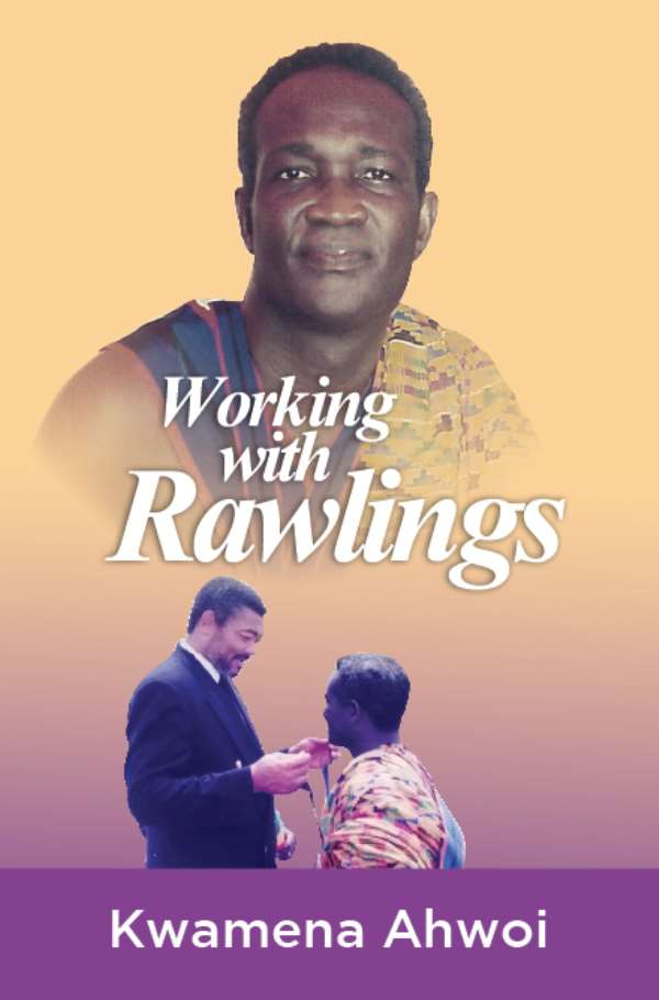 Working With Rawlings: Withdraw Your Inaccurate Book  — Volta Group To Ahwoi
