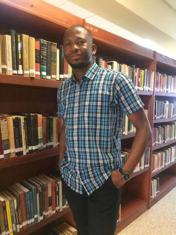 The Change Maker Emmanuel Kwame Obeng  Is Rescuing Drug Addicts Through The Ghetto Raid Campaign