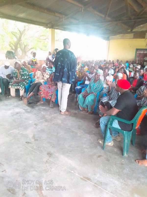 DBI: NDC Inaugurates Zonal And Branch Campaign Teams