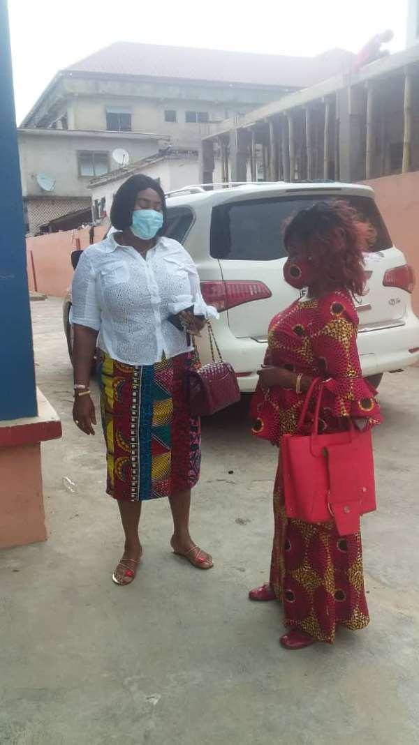 Nana Ama Rescues BECE Candidates, Sacks 'Bad' Caterers