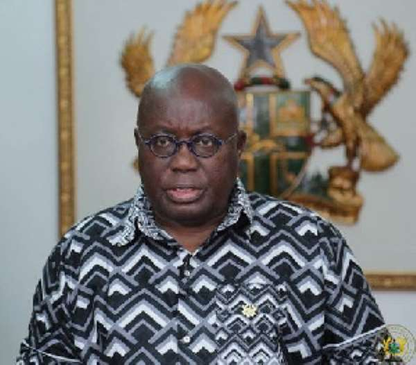 Full Text: 16th COVID-19 Updates By President Akufo-Addo