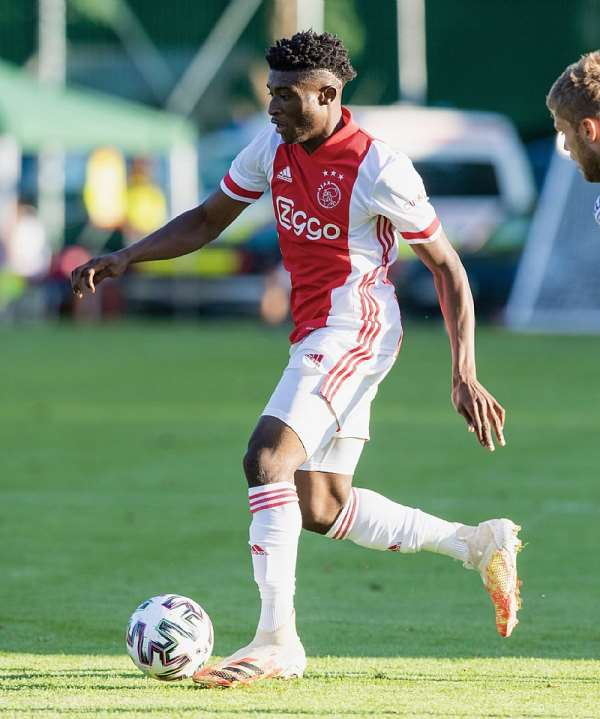 Teenager Mohammed Kudus Dazzles In Ajax's 2-2 Draw Against Union Berlin
