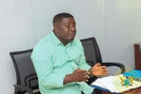 President of Concerned Small Scale Released After NDC Protest