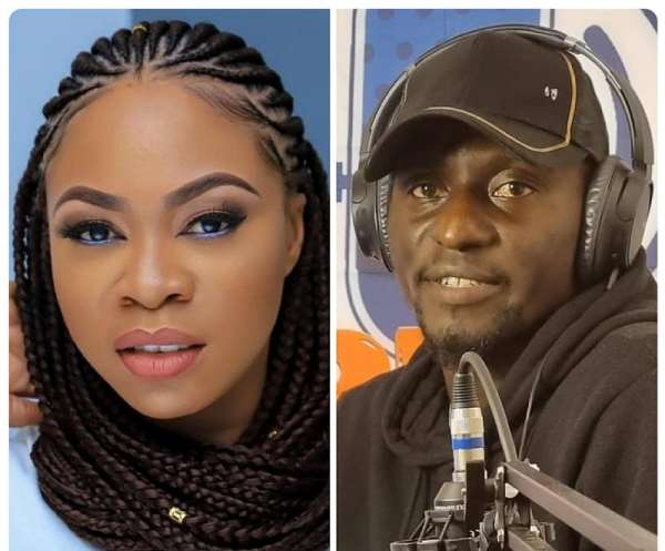 Germany-based Ghanaian journalist volunteers to donate his sperm to Shatta Michy