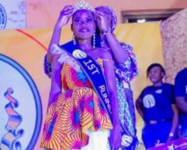 Savannah Region rep is 1st runner up in maiden edition of NTV's Queen of the North reality show