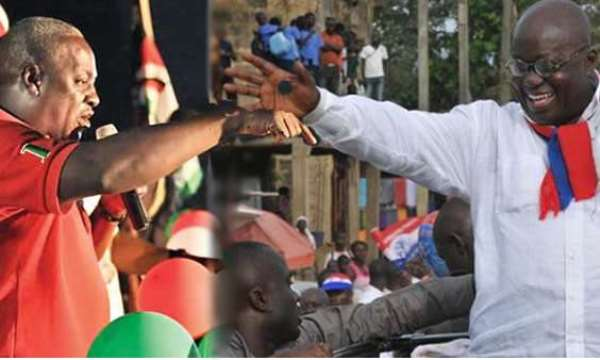 Election 2020: NDC Doesn't Care About You – NPP Financier To Voltarians