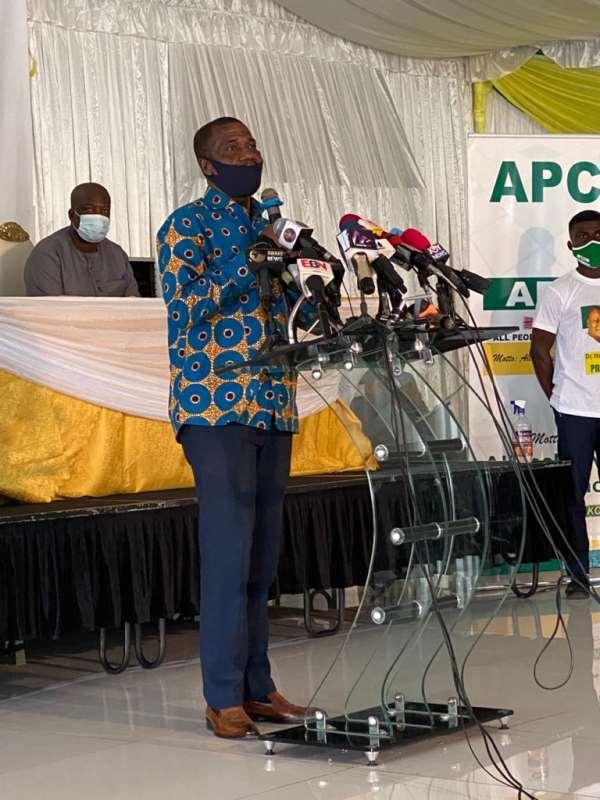 Ghana Is Under Agyapa-PDS-Galamsey Governance---Says JOY