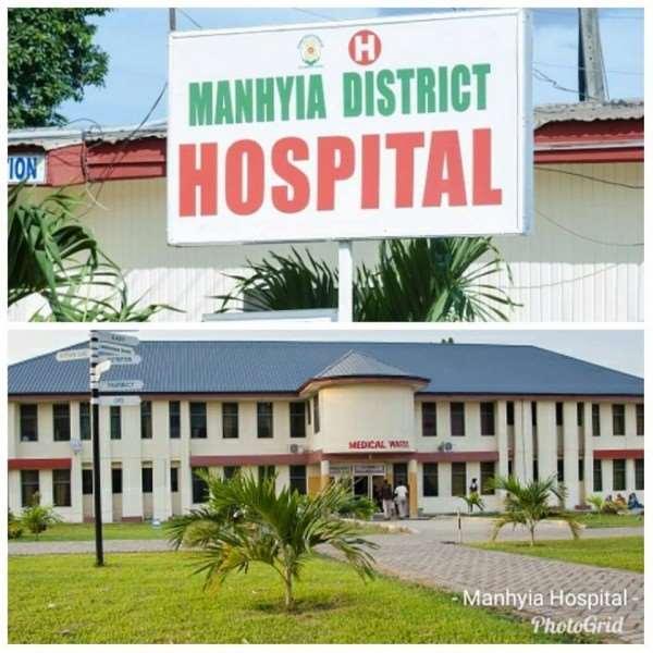 COVID-19: ZoDF Supports Manyhia Hospital
