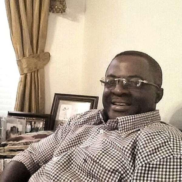 President of the Ghana Olympic Committee (GOC), Ben Nunoo Mensah