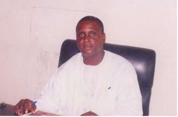 Pastor Gabriel Agbo