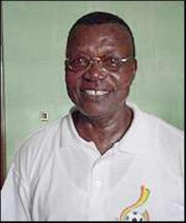 Gambia'05: Osam optimistic of revenge on Ghana