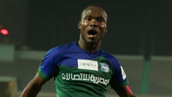 John Antwi To Miss Egyptian League Opener Against Smouha