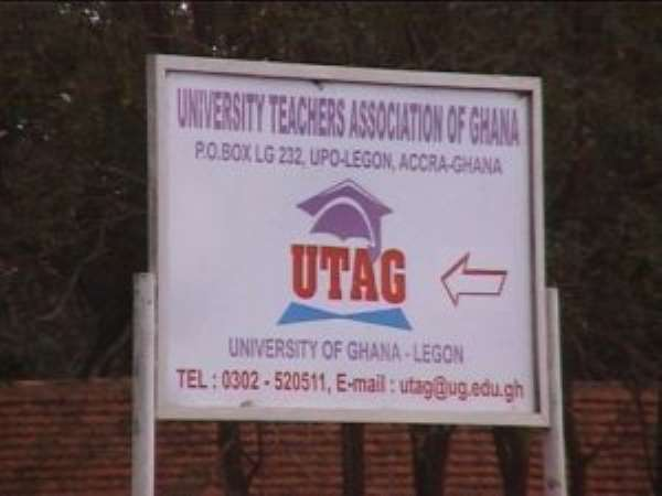 UTAG Laments Delays In The Payment Of Book And Research Allowance