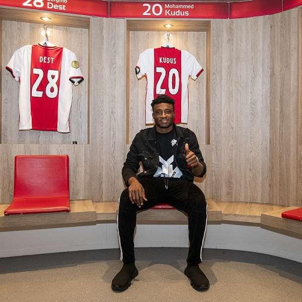 Kudus Mohammed Move To Ajax Impresses GFA Boss Kurt Okraku