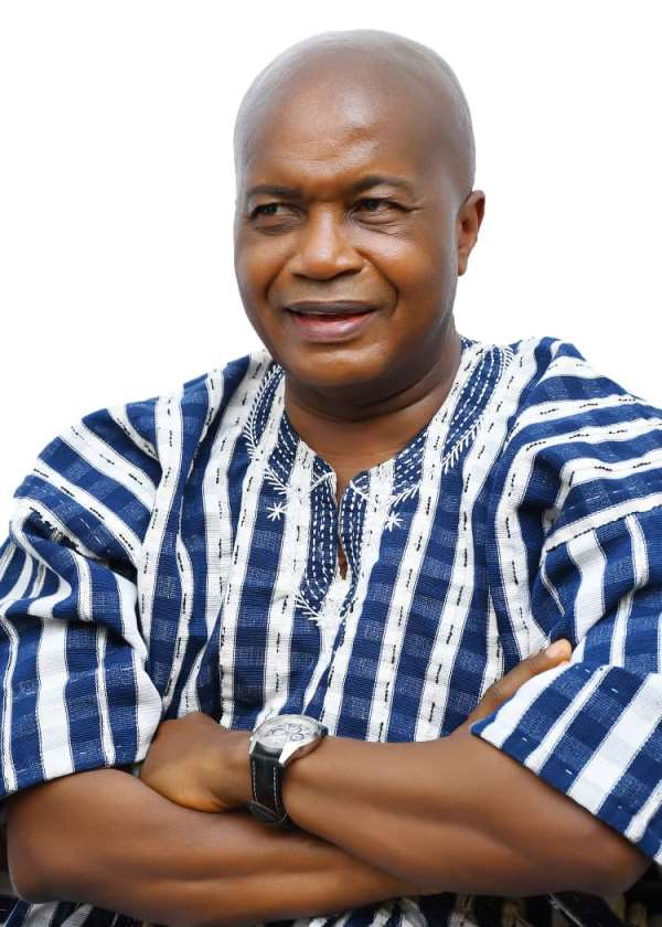 Project the works of Akufo-Addo to enable us break the eight — Stephen Ntim charges Tescon