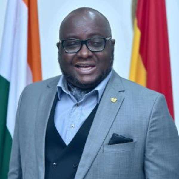 Dr. Michael Aaron Oquaye Jnr