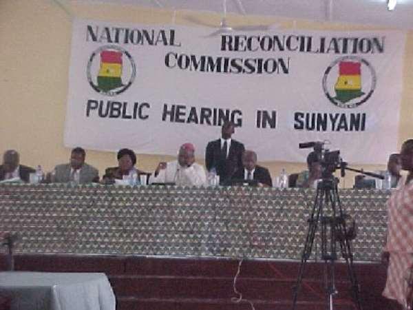 NRC begins hearing in Sunyani