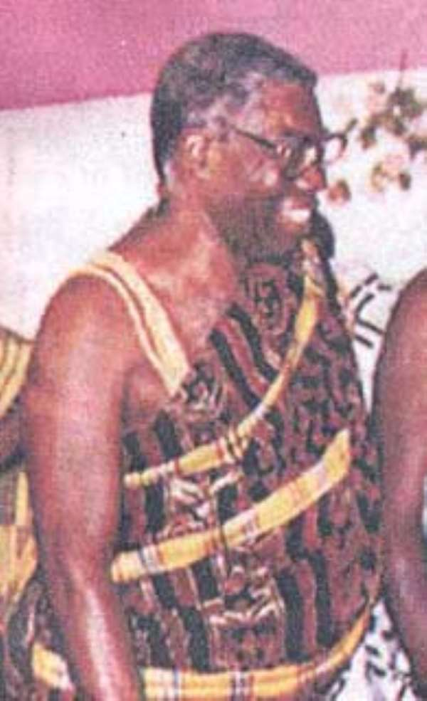 Kwahumanhene advised citizens to avoid expensive funeral rites