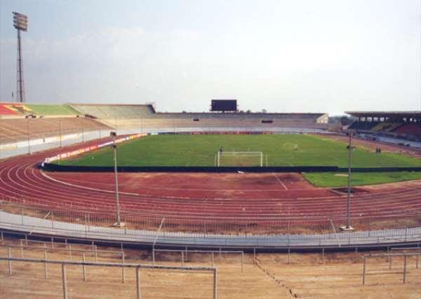 Kumasi Stadium  is now Baba Yara Stadium