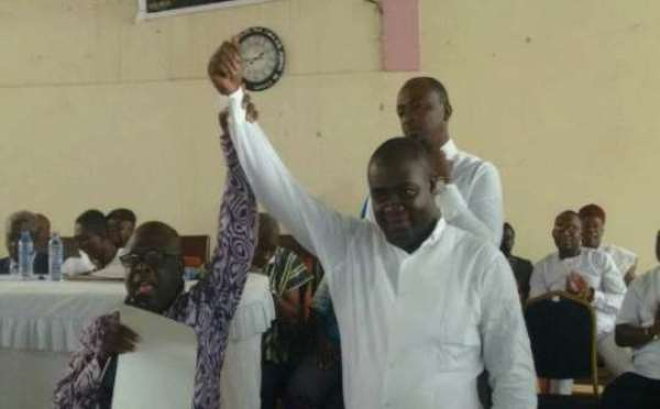 Asene-Manso-Akroso Assembly Confirms Inkoom As DCE