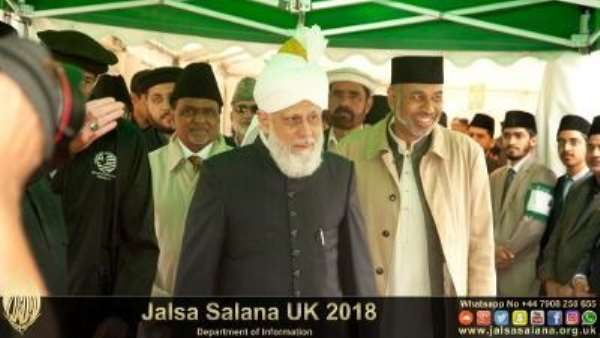 Ahmadiyya Holds Annual Convention In UK