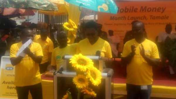 MTN Ghana Makes Strong Case For Digital Payment