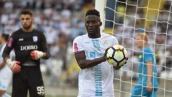 Maxwell Acosty Scores As HNK Rijeka Thump Inter Zapresic In Croatian League