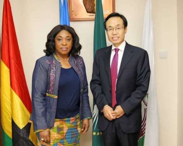 China Would Continue To Support Ghana's Development Initiatives
