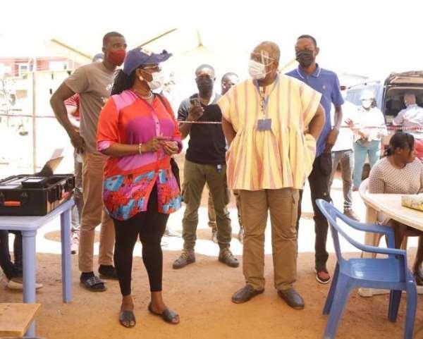 Ablekuma West: Ursula Owusu Deserves Another Term – Boakye Agyarko To Electorates