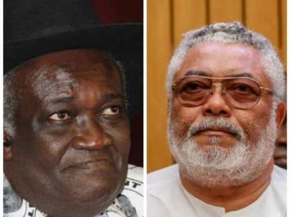 Timing Of Old Timer Ahwoi's Book Callous; Narration Undermines Rawlings – NDC