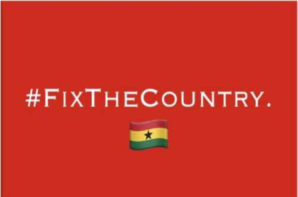 Fix the Country