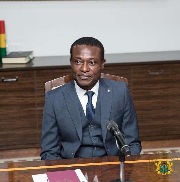 An open letter Mr Kissi Agyebeng