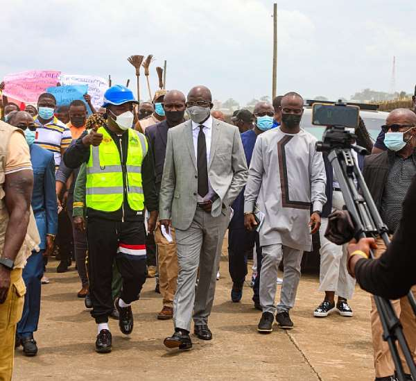 Mayor Koijee Hails President Weah over Construction of Modern Recreational Facility in PHP Community