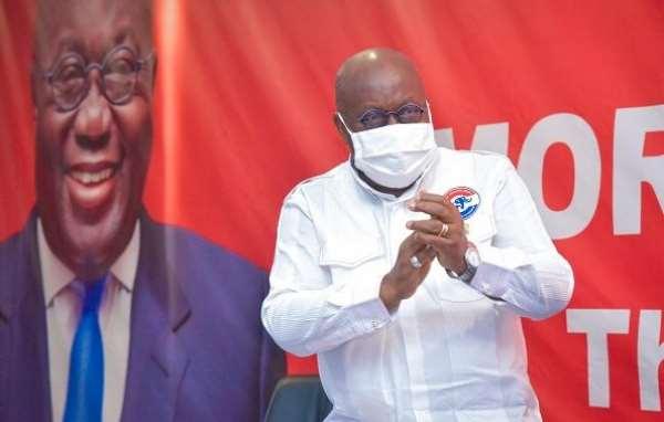 I'm confident NPP's next flagbearer will win 2024 elections  – Akufo-Addo
