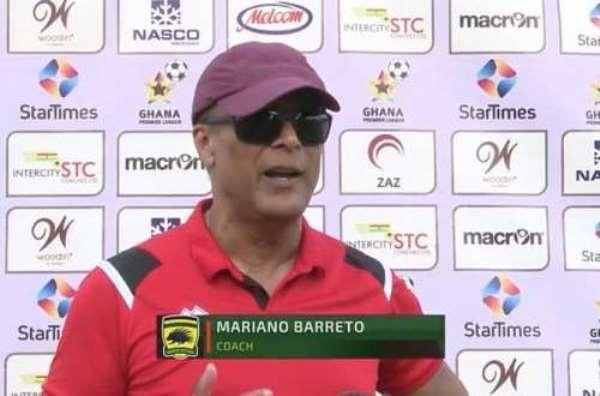 Kotoko signing Michael Vinicius from Brazil surprised me – Mariano Barreto