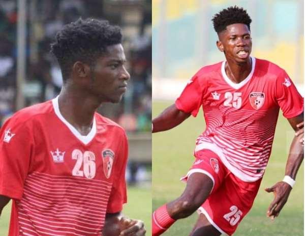 Hearts of Oak set to announce Enock Asubonteng & Konadu Yiadom from WAFA after passing medial