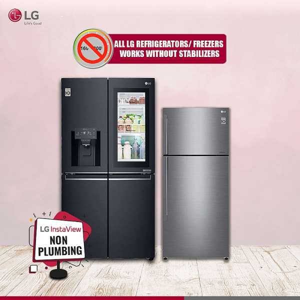 LG introduces smart features for refrigerators