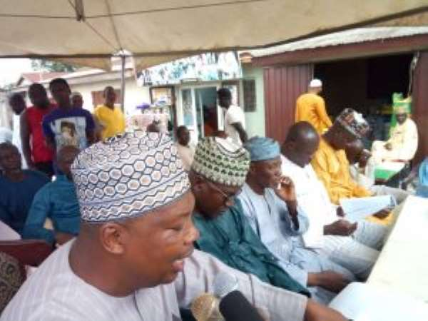 Zongo Group Demands Report On 'Police Killings' Should Be Made Public