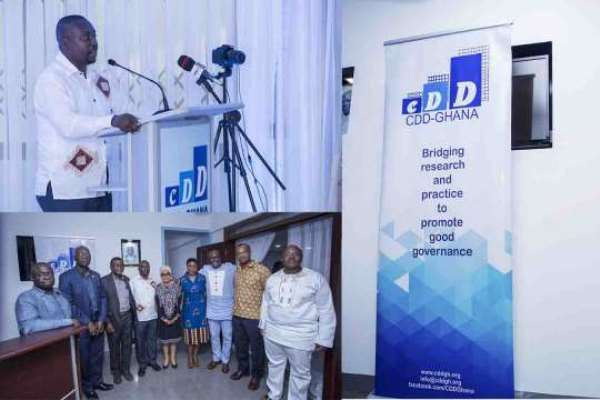 Ghana Centre For Democratic Development Is 20 Years