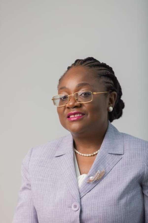 Group CEO of Hollard Ghana, Patience Akyianu