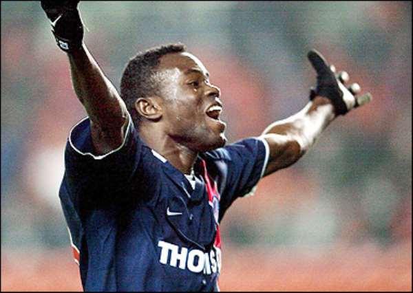 Nyarko loaned to Shenyan club